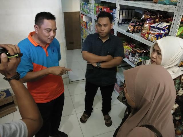 Susu UHT Mengandung Bakteri, Balai POM Makassar Lakukan Pengambilan Sampel di Indomaret Sinjai