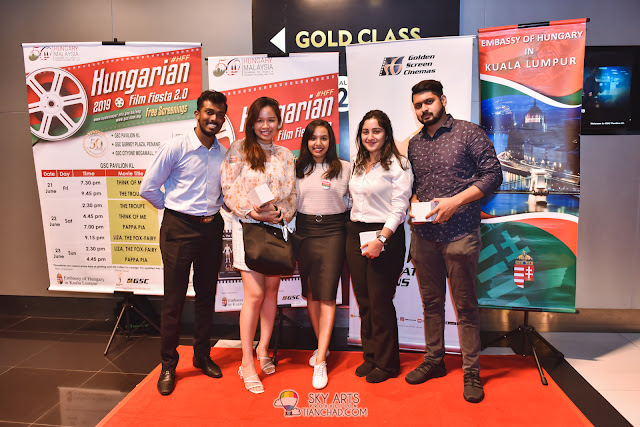 GSC Hungary Film Festival 2019 @ Pavilion KL | Hungarian 2019 Film Fiesta 2.0 in Malaysia