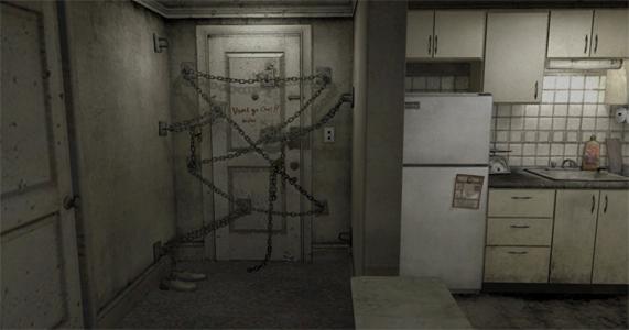 Silent Hill 4 Door