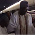 Watch the reaction Ooni of Ife got while he boarded a flight to the UK