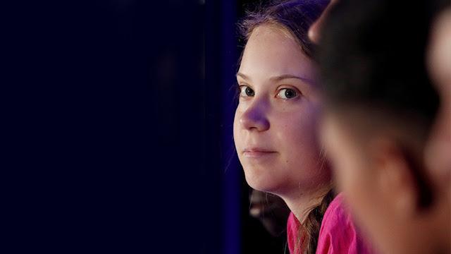 """La joven activista medioambiental Greta Thunberg gana el """"Nobel alternativo"""""""