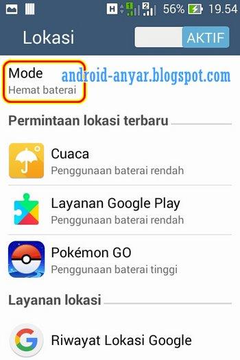 Pengaturan Android Terbaik dan Ringan untuk Main Pokemon GO