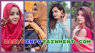 Pakistani Celebrities Eid-ul-Fitr pictures