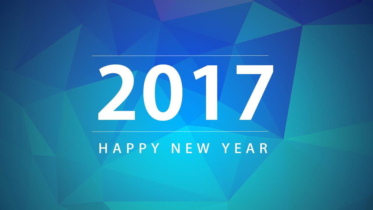 Selamat Tahun Baru 2017 Masihi