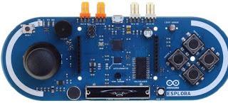 Jenis Arduino Esplora