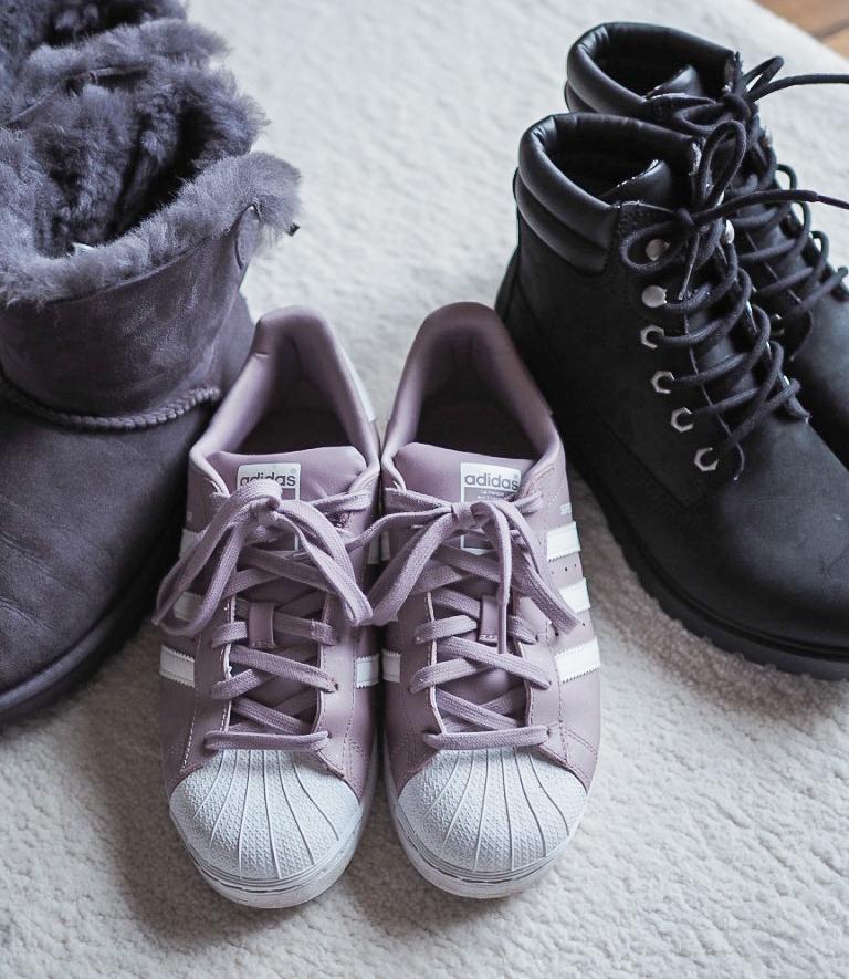 UGG Boots, Tamaris Boots, Adidas Superstar