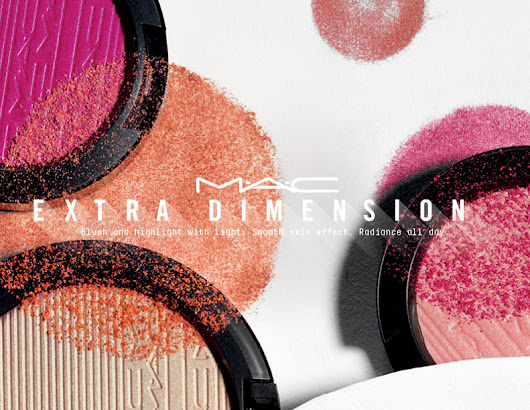 M•A•C Extra Dimension Blushes