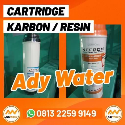 filter air cartridge, urutan pemasangan cartridge filter air, cartridge filter air