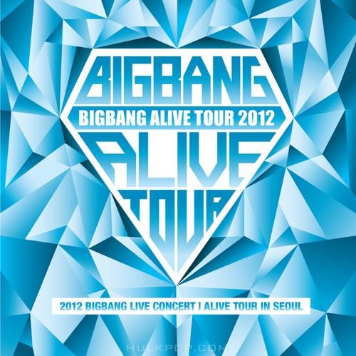BIGBANG – 2012 BIGBANG Live Concert: Alive Tour in Seoul (ITUNES PLUS AAC M4A)