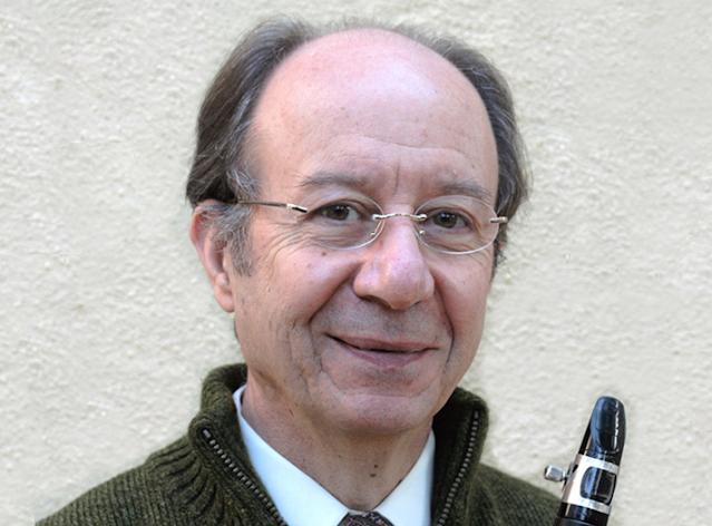 Entrevista al clarinetista Luis Rossi de Argentina. Clarinetistas de la comunidad de Clariperu