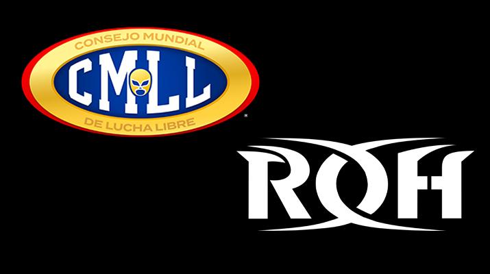 CMLL anuncia fim da parceria com a ROH