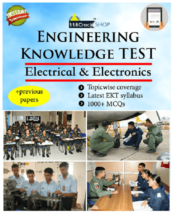 AFCAT Engineering Knowledge Test Electrical and Electronics : For AFCAT Exam PDF Book