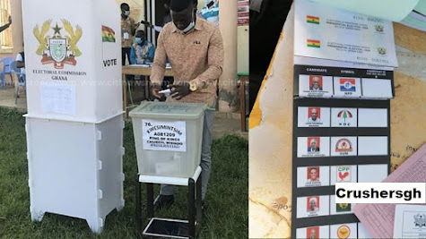 ELECTION 2020: EC Officials Arrested For Tampering With Presidential Ballot Papers