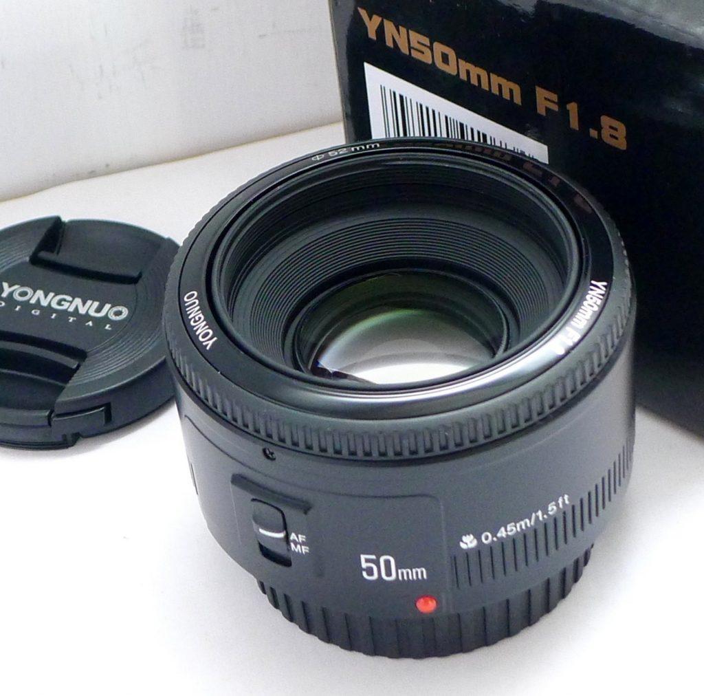 Lensa fix 50mm