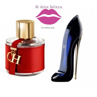 Productos Carolina Herrera Douglas