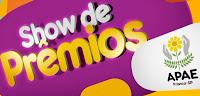 Show de Prêmios Apae Franca