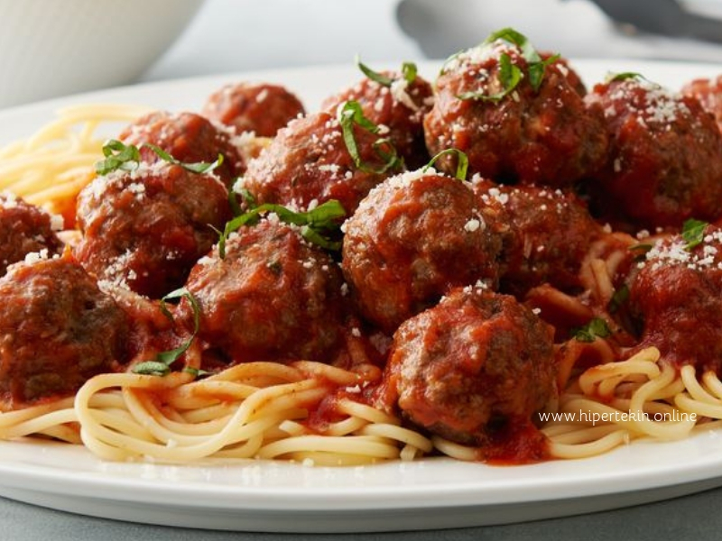 HOMEMADE ITALIAN MEATBALLS RECIPE