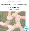 LiWriMo Team up Challenges