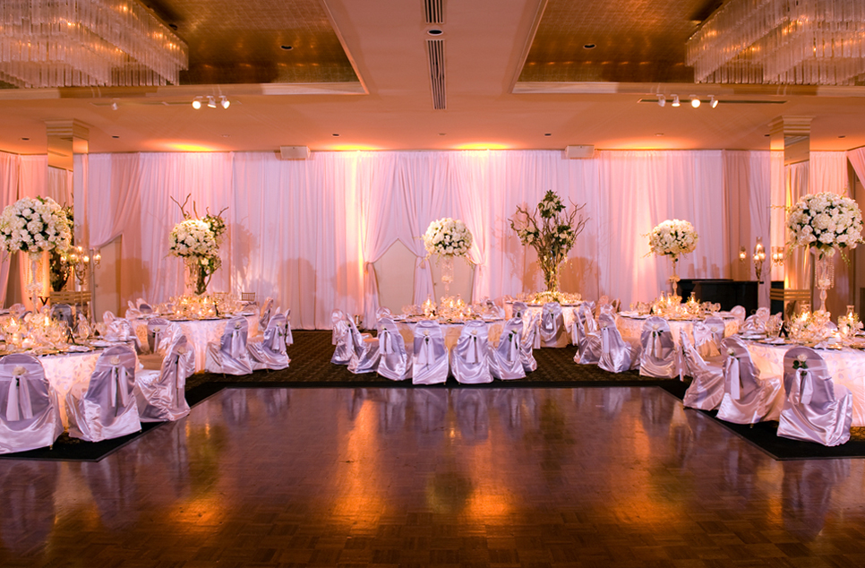 Up Lighting For Weddings | Deejay Absolute Wedding Dj Vancouver Uplighting