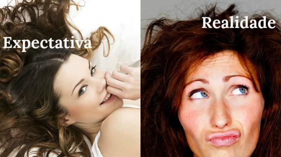 como acordar cabelo bonito
