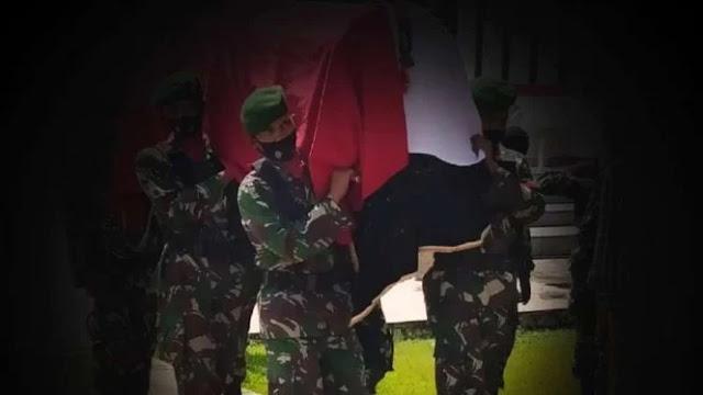 TNI Berduka, Haji Budjang bin Djukong Meninggal Dunia