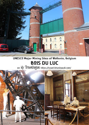 Bois du Luc UNESCO Mons Wallonia Belgium Pinterest