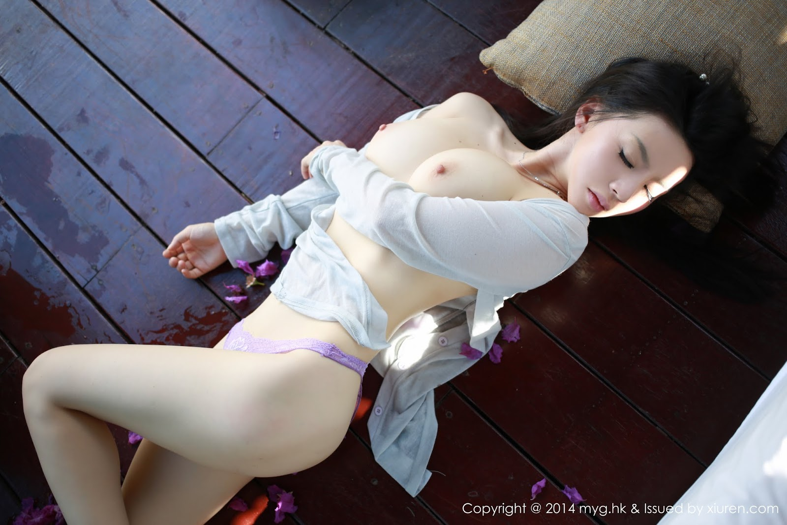 0063 - Hot Photo Model MYGIRL VOL.31