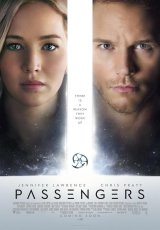 "Carátula del DVD: ""Passengers"""