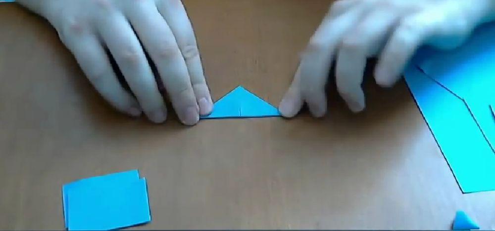 3D Origami Pieces Tutorial 2