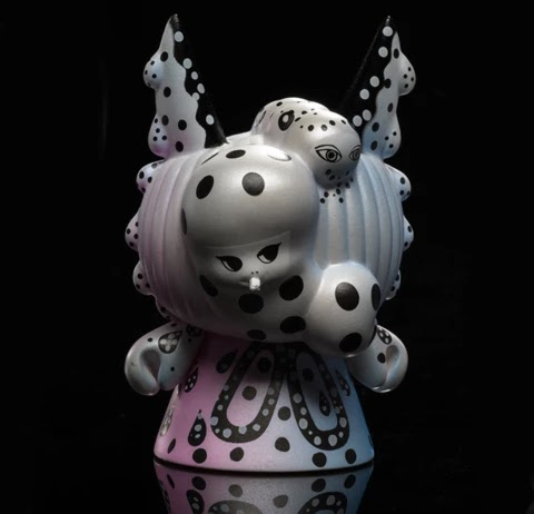 Spiritus Dea Spirit of the Goddess KidRobot Vinyl Mini Series Nyx 3//20