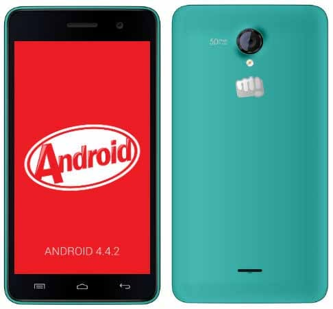 Latest Micromax A106 Flash File (Stock Firmware ROM)