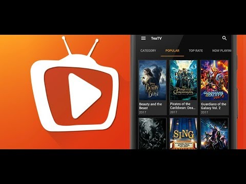 TeaTV v6.0 - Free 1080p Movies and TV Shows for Android Devices  Ad-Free MOD