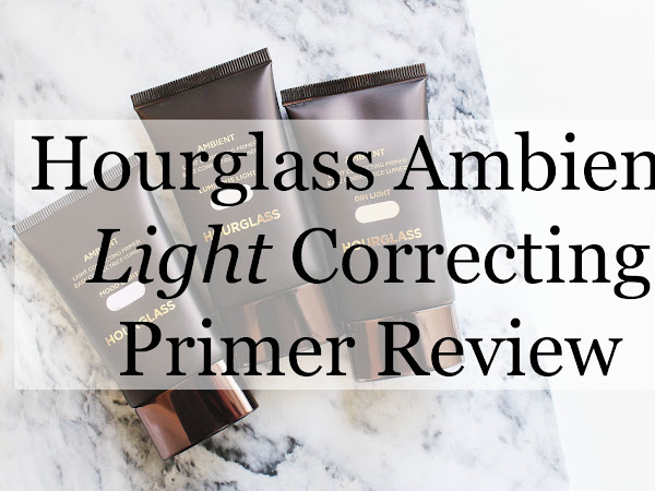 Hourglass Ambient Light Correcting Primers REVIEW