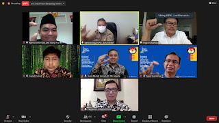 KI DKI Jakarta Gelar Peringati Hari Hak Untuk Tahu Sedunia Secara Virtual