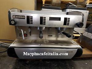 Máy pha cafe Rancilio Classe 10 2group