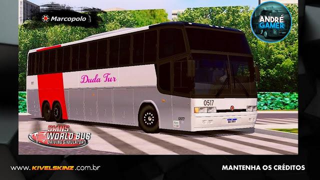 PARADISO GV 1150 - VIAÇÃO DUDA TUR