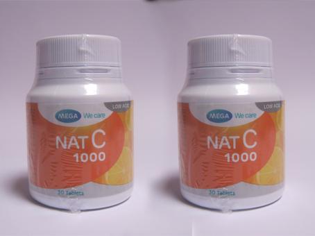 Nat C 1000 Vitamin C Terbaik Dengan Dosis Optimal