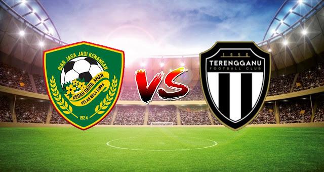Live Streaming Kedah FC vs Terengganu FC 9.4.2021 Liga Super