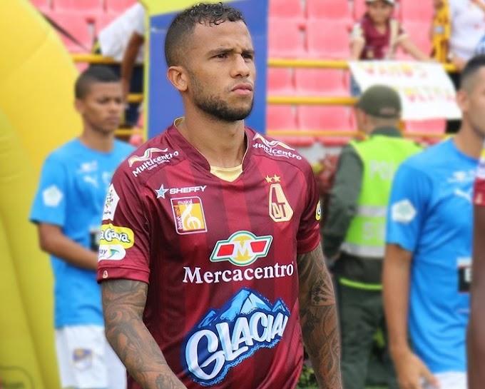 David Centeno se retiró del fútbol: Estos son los motivos que expuso el jugador, ex DEPORTES TOLIMA