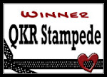 I won using a QKR image