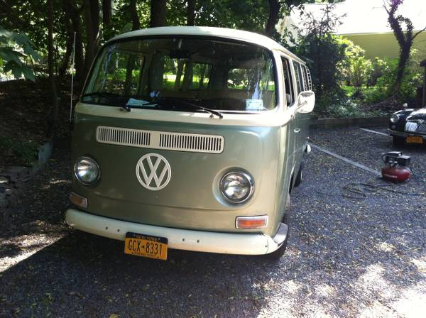 1970 Vw Microbus For Sale Vw Bus Wagon