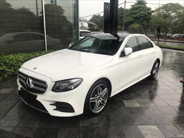YouTuber 9x Nguyễn Thành Nam sắm 'hàng hiếm' Mercedes E350 AMG giá gần 3 tỷ đồng