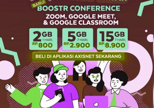 Edukasi, Conference, Unlimited Gaming