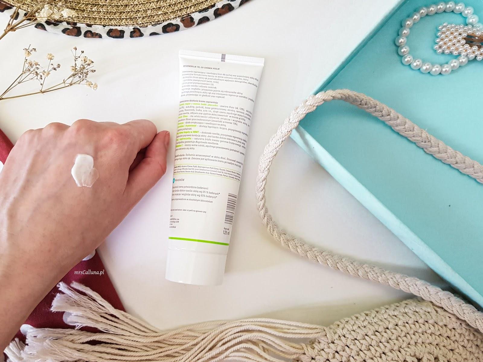 Kosmetyki DLA Krem do rąk na bazie naparu z babki płesznika opinie