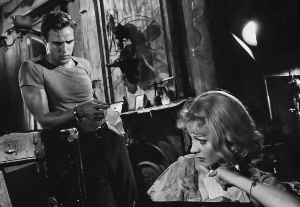 A Streetcar Named Desire, starring Vivian Leigh, Marlon Brando, Directed by Elia Kazan