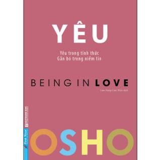 OSHO - Yêu - Being In Love ebook PDF EPUB AWZ3 PRC MOBI