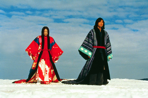 Dolls de Takeshi Kitano