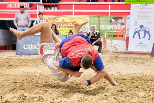 CC La Palma felicita a la nueva Junta de Gobierno de la Federación Insular de Lucha Canaria