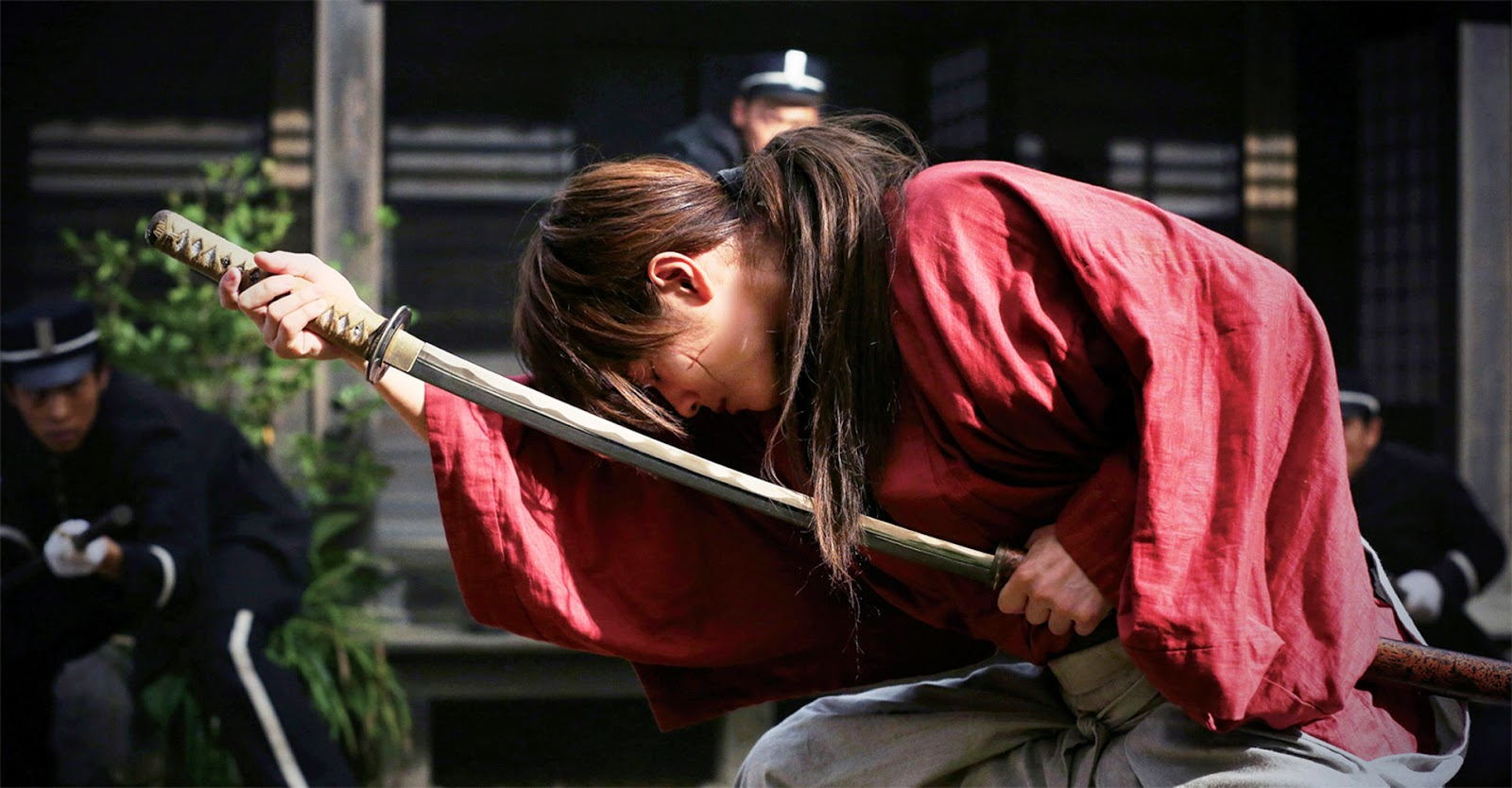 A movie analysis of rurouni kenshin