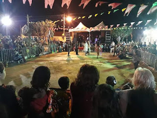 Serra dos Brandões e Santa Luzia vivenciaram suas festas juninas neste final de semana